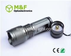 cree led torch lights