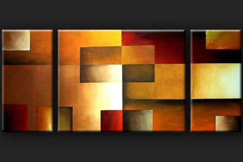 2012 Hot Selling Abstract Oil Painting
