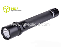 3w cree aluminum flashlight