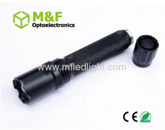 aluminum cree 3w flashlight