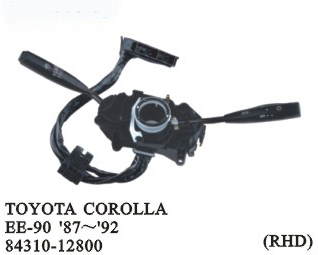 Turn Signal Switch for Toyota Corolla