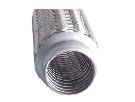 Flexible Exhaust Pipe with Interlock