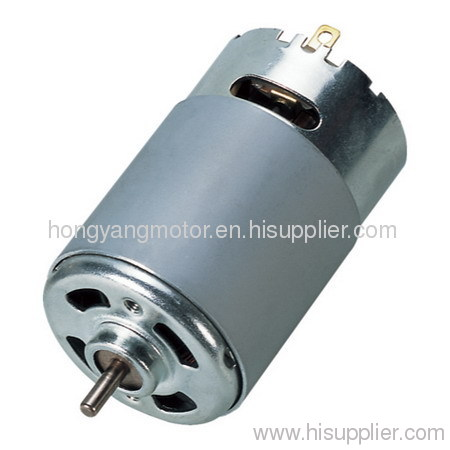 New style dc 12v motors from china manufacturer yuyao Escrow motors
