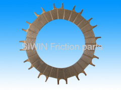 Twin Disc friction plate A6566E