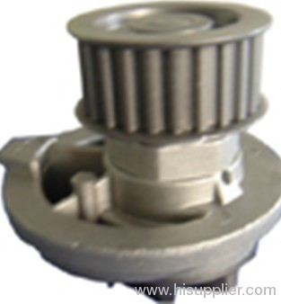 Chinese auto parts pump water