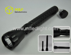 rechargeable cree 5W led flashlight