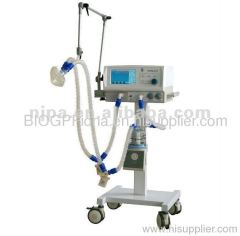 Perlong Feature of ventilator