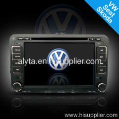 VW/Skoda/Seat Car DVD Player with GPS
