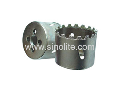 Tungsten Carbide Gritted Hole Sawsizes: 19-102mm (3/4 --4 )
