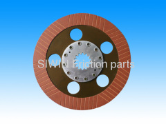 Dresser International Paper friction plate AL159761 4644308329 4644308330 4642308332 4642308330 4642308331