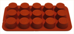 15 tray Cake Chocolate Cookie Candy Mold