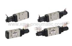 HVF SeriesTwo-position 5 way Solenoid Valve