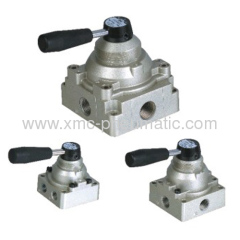 four way Hand-Switching valve