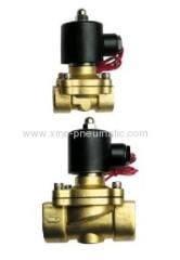 H2W (uw) serier 5 Weg solenoind Ventil (große Blendenöffnung)