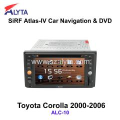 Toyota Corolla DVD GPS