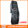 18inch line array wooden speaker