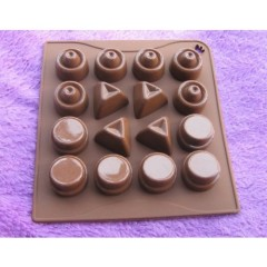 16 tray Chocolate Cookie Candy Mold