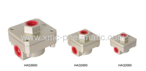 pneumatic quick exhaust valves