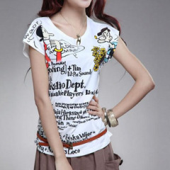 Yiyi t-shirt(women)(12)