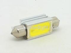 Led festoon bulbs led car light 1pc1.5W high power led