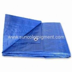 Pigment Blue 15:1 for PE TARPAULIN film