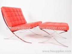 barcelona lounge chair designer chair