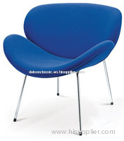 Pierre Paulin Orange Slice Chair DS327