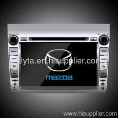 car and audio for Mazda8