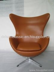 egg Chair, replica egg chair, leather egg chair, fabric egg chair