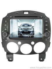 Mazda2 DVD Player GPS Navigation