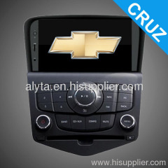Chevrolet CRUZ DVD GPS