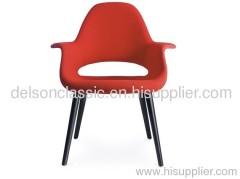 replica organic arm chair