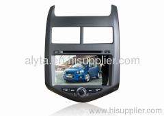 Chevrolet AVEO DVD Player GPS