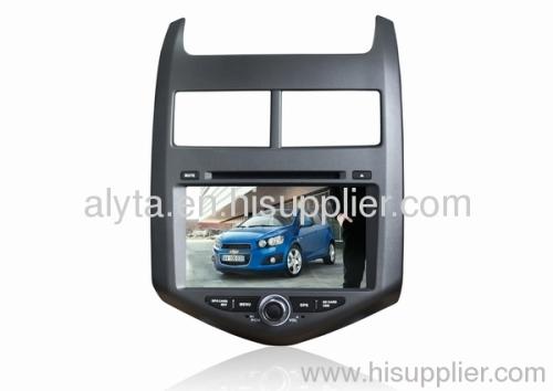 Chevrolet AVEO DVD Player GPS