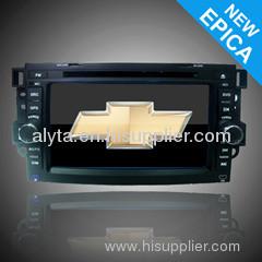 dvd car Chevrolet NEW EPICA