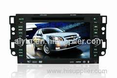 car audio/video Chevrolet CAPTIVA