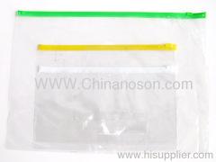 color edge pull edge bag Document Bag