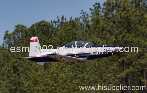 RC MODEL PLANE ARF plane T-6 Texan II