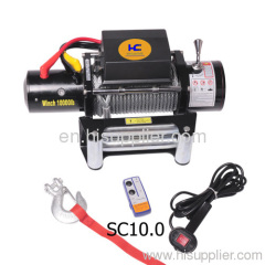 Heavy Duty Electric Winches
