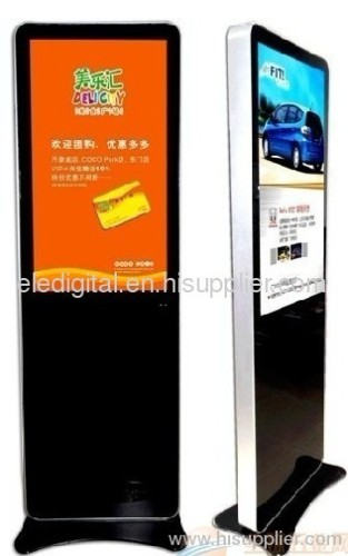 42 Quot Standing Iphone Model Stylish Lcd Advertising Display