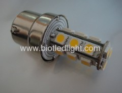 AC/DC8-30V 18pcs 5050 SMD 360 degree B22 base