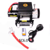 Car Winch 6000LB Series wound motor