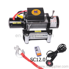 Heavy Duty Winches
