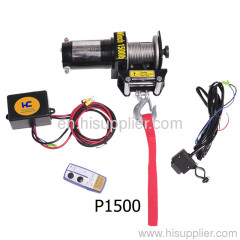 ATV Trailer Electric Winch
