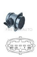 Volvo mass air flow sensor VOLVO 8670112