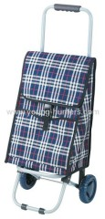 shopping trolley bag with pocket
