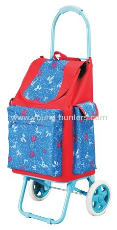 Fashionable Folding Shopping Trolley