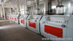 Complete set of wheat flour machinery plant