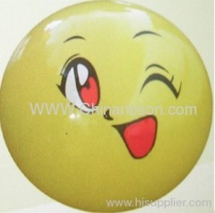 Yellow Standard Bal/ Inflatable ball/ PVC toy ball