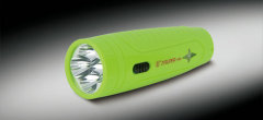 LED rechargeable flashlight LED torch flashlight